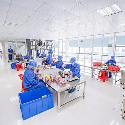 尚谷食品生产车间