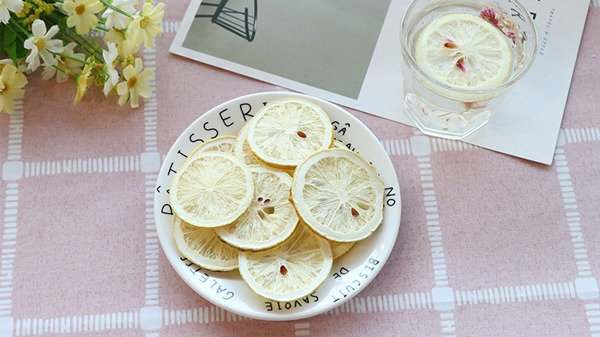 你与美丽只差一步--尚谷柠檬片