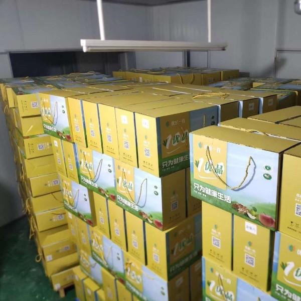 尚谷食品为优品一百坚果代加工,提升品牌竞争力