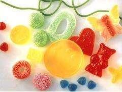 儿童食品糖果