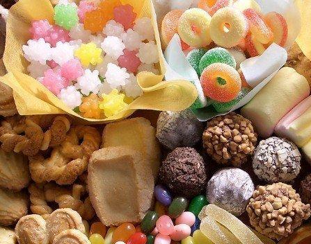 儿童食品配图