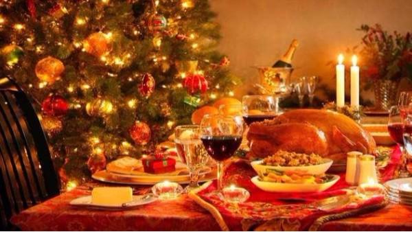 如何做一顿大餐与家人共度圣诞
