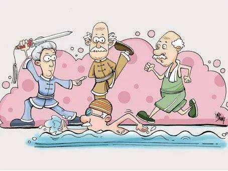 重阳老年人活动