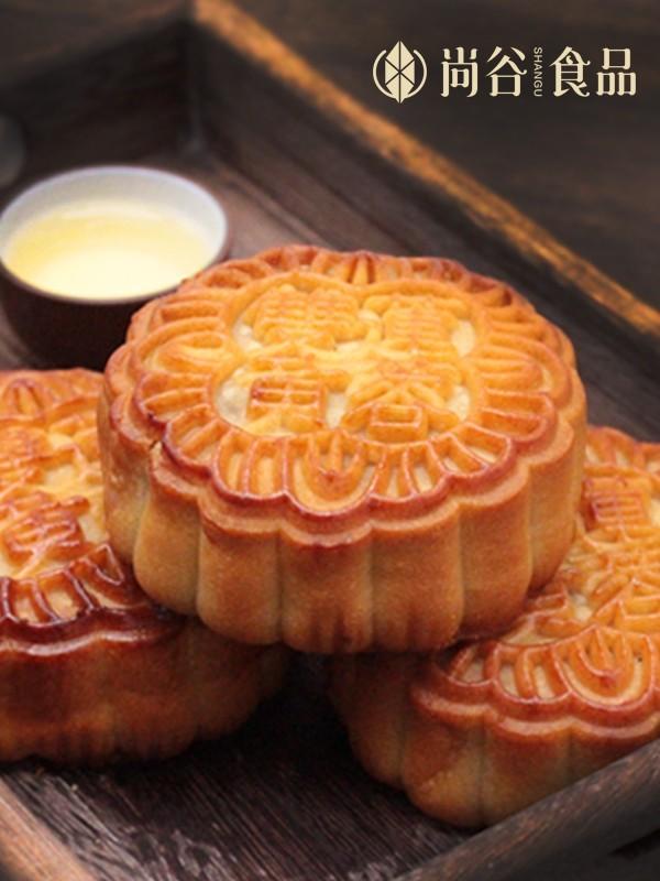 双黄莲蓉月饼