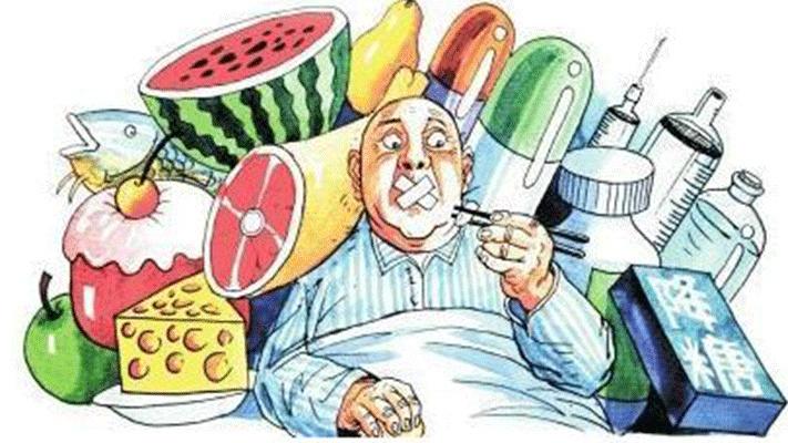 糖尿病误区