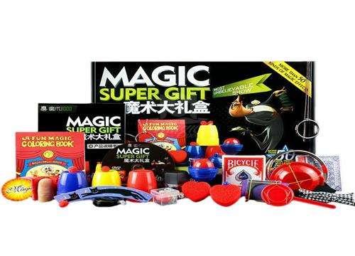 魔术大礼盒